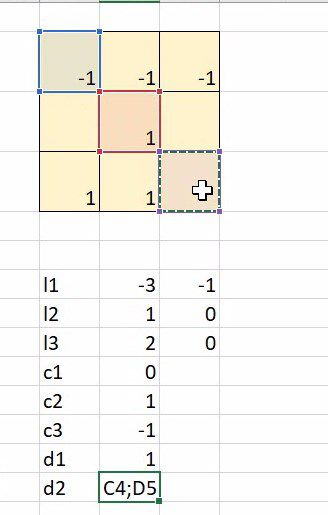 Excel formation - video comment creer un jeu sur excel tic tac toe le jeu du morpion tutoriel vba debutant