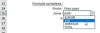Excel formation - 027 Evaluer une formule complexe - 01