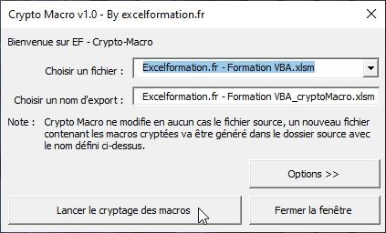 Excel formation - Pack Protection - 02