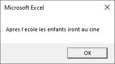 Excel formation - Supprimer les accents - 07