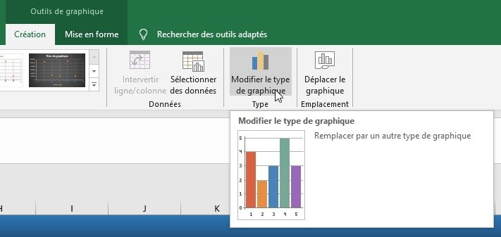 Excel formation - graphique bulle - 16