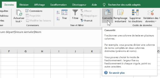 video comment convertir un csv en fichier excel  xls