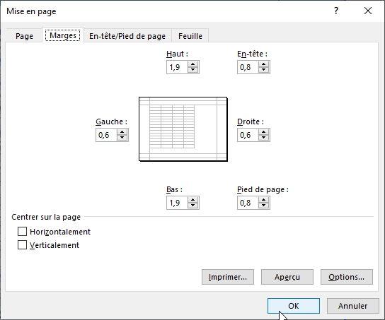 6 ASTUCES POUR IMPRIMER DES TABLEAUX EXCEL QUI DÉCHIRENT - Excel formation
